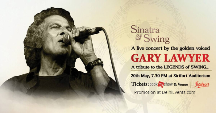 Sinatra Swing Tribute Legends Swing Gary Lawyer Sirifort Auditorium Creative