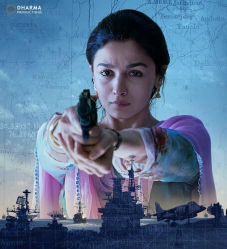 Raazi Alia Bhatt Film Creative