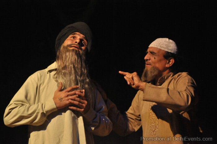 Saksham Theatre Toba Tek Singh Hindi Play Still