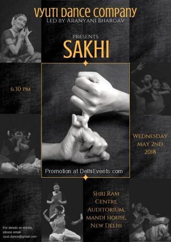 Vyuti Dance Company Sakhi Aranyani Bhargav Shri Ram Centre Creative