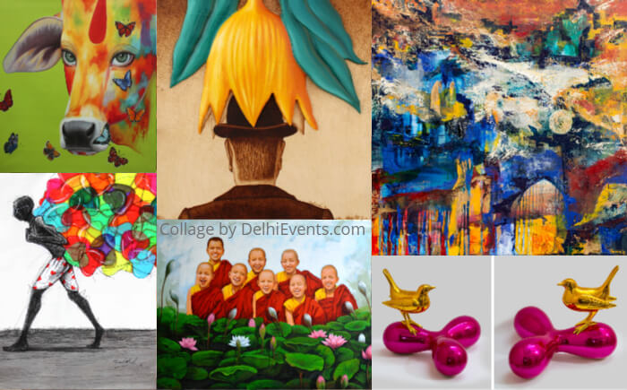 Within Reach IX group exhibition Gallerie Nvya Artworks