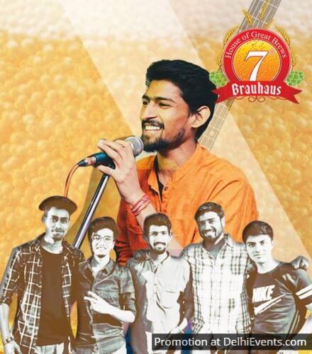 Bollywood Classic Badraksh 7 Degrees Brauhaus Creative