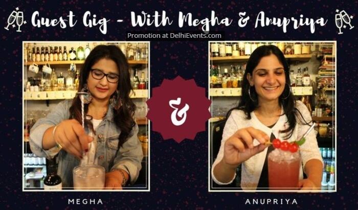 Guest Gig Megha Anupriya Speakeasy Creative