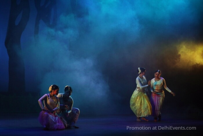 Hansika Adaptation Tchaikovsky Swan Lake Dance Still