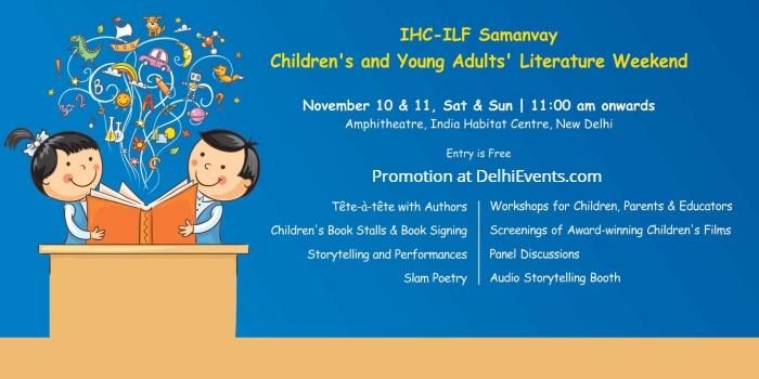 IHC ILF Samanvay Annual Children Young Adults Weekend Creative