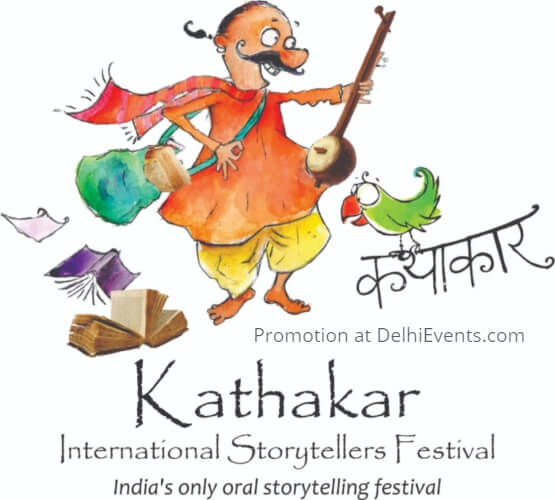 Kathakar International Storytellers Festival Creative