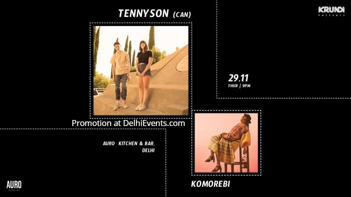 Krunk Tennyson CAN Komorebi Auro Kitchen Bar Creative