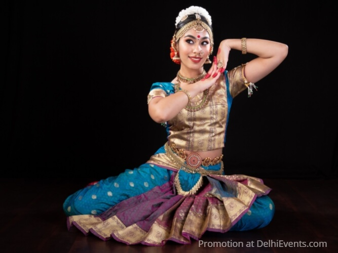 Kuchipudi Dancer Naureen Mehra