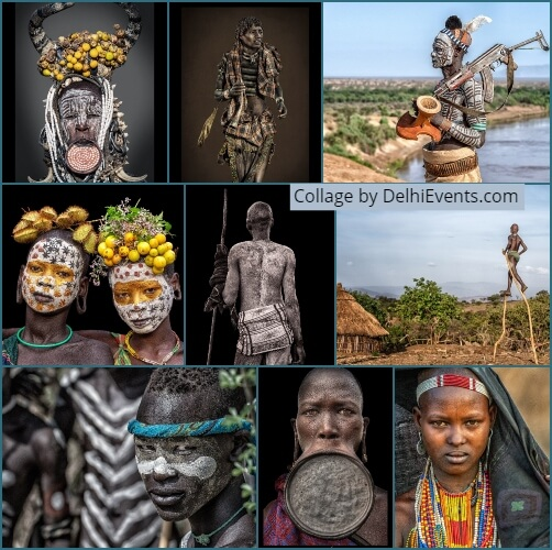 Tribal Photography Latika Nath
