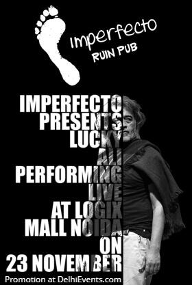 Lucky Ali Imperfecto Creative