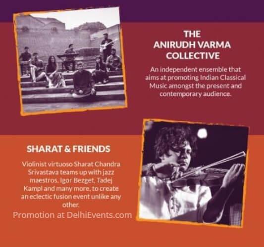 Musicians Anirudh Varma Collective Sharat Chandra Srivastava Creative