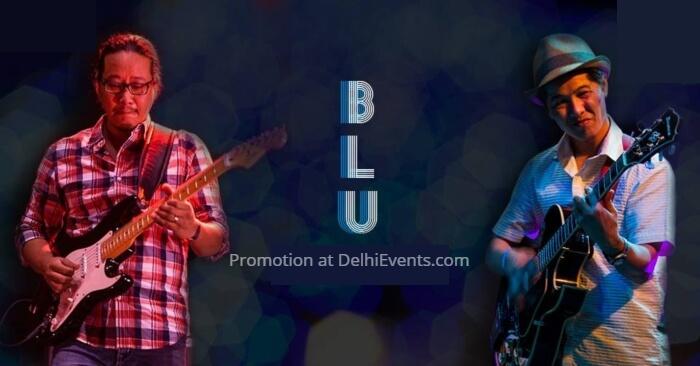 Blu Band Pranai Gurung Kapil Chetri