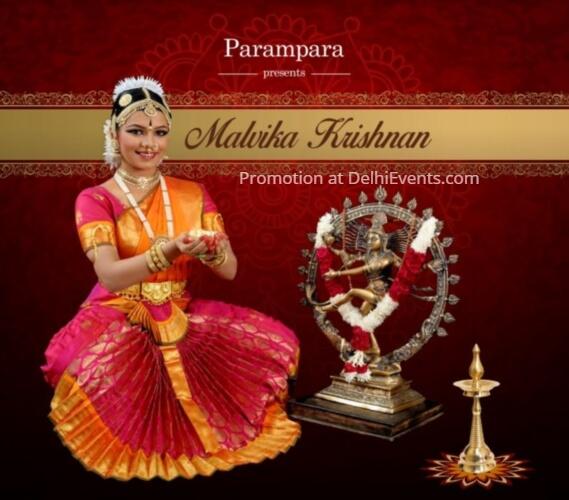 Parampara Bharatnatyam Arangetram Malvika Krishnan Creative