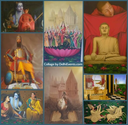 Paintings Raghu Vyas