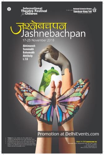 Sanskar Rang Toli Jashnebachpan International Theatre Festival Children NSD Creative