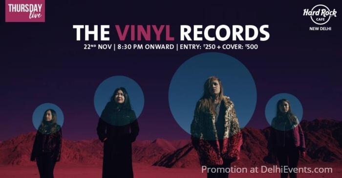 Vinyl Records Hard Rock Cafe Creative