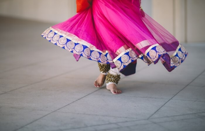 Classical Dancer Feets