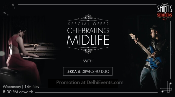 Celebrating Midlife Lekka Dipanshu Duo Saints Sinners Creative