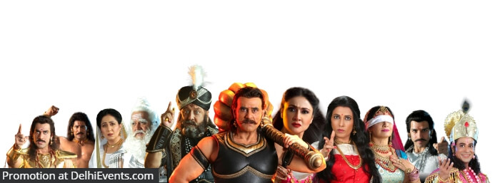 Mahabharat Hindi Play Puneet Issar Cast Creative