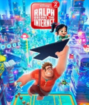 Ralph Breaks Internet Animation Movie Poster