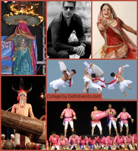 SONCHIRAYIA Dharohar Folk Festival Artists