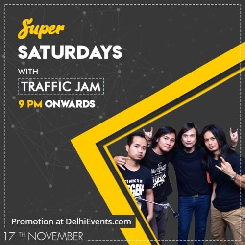 Super Saturdays Traffic Jam Saints Sinners Creative