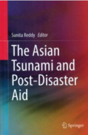 Asian Tsunami Post Disaster Aid Sunita Reddy Book Cover