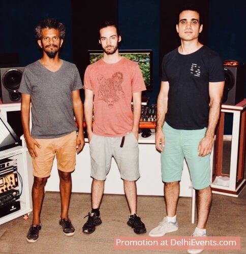 Brazilian Jazz Trio