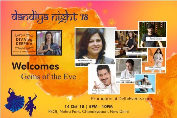 Dandiya Night 18 DIVA Deepika PSOI Creative