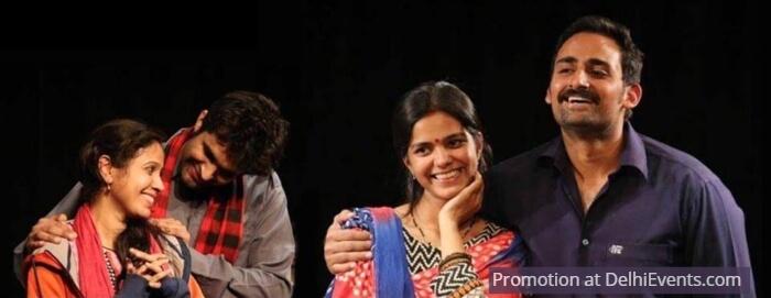 Asmita Theatre Group Dario Fo Can't Pay Won't Pay Hindi Comedy Play Stills
