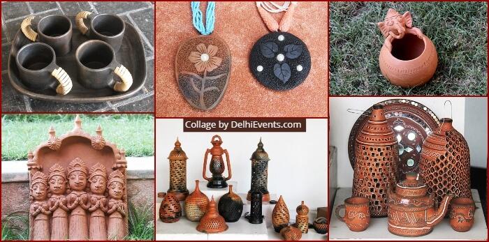 Delhi Blue Pottery Trust Terrafest 2018 Exhibition Artworks