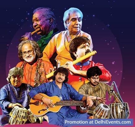 Guru Bhola Nath Music Utsav Musicians