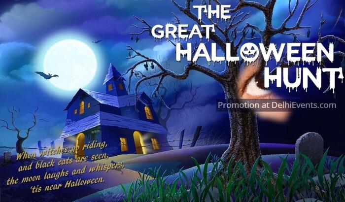 Hands On Great Halloween Hunt Creative