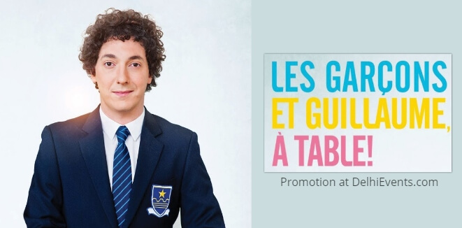 Les Garcons Et Guillaume Table French Film Creative