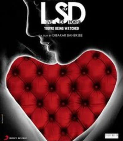 LSD Love Sex Dhoka Movie Poster