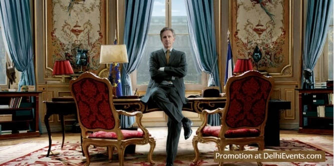 Quai D'orsay French Minister Film Still