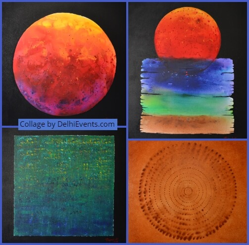 Paintings Rajesh K. Baderia