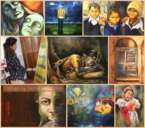 Paintings Sunita Agarwal