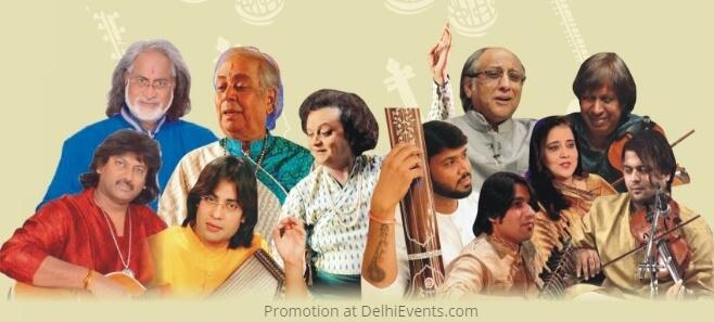 Sursagar Society Delhi Gharana 24th Sangeet Martand Ustad Chand Khan Music Festival Artists