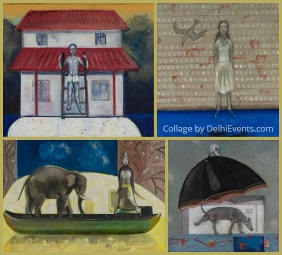 Artworks Vasudevan Akkitham