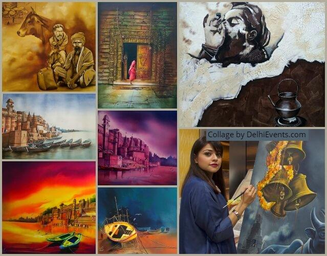 Paintings Vibha Arya Chaurasia