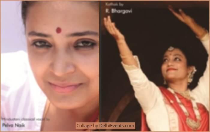 Vocalist Pelva Naik Kathak Dancer R Bhargavi