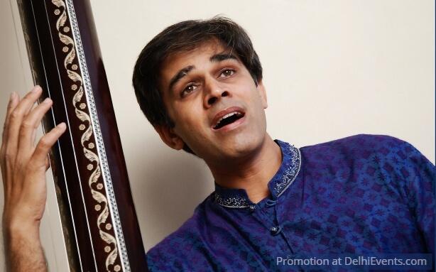Vocalist Sanjeev Chimmalgi