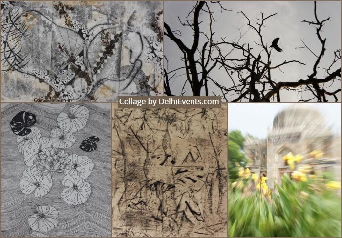 Zen Art Entanglement group show Artworks