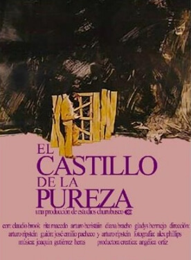 Castle Purity El castillo de la pureza Spanish Film Poster