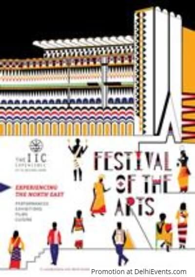 IIC Experience Festival Arts Creative