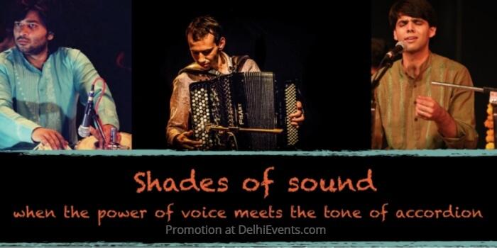 Noe Clerc Ujwal Nagar Zaheen Khan inChorus Shades Sound Musicians