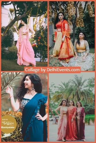 Jalsa Timsy Anand Hotel Ashok Photoshoot