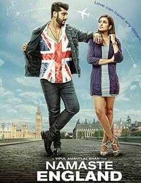 Namaste England Movie Arjun Kapoor Parineeti Chopra Poster