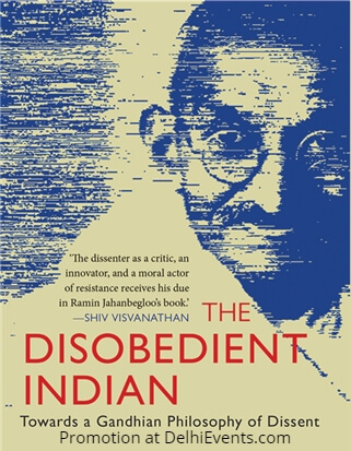 The Disobedient Indian Mahatma Gandhi Book Creative